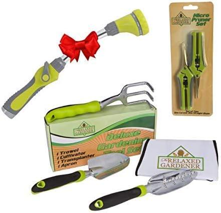 Master Craft GA1015-LB 6-Piece Indoor Garden Tool Set