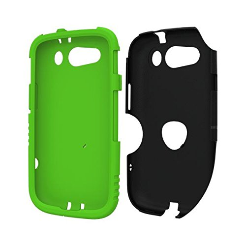 Trident Case AEGIS Protective for Samsung Galaxy S3 i9300 - Retail Packaging - Trident Green ()