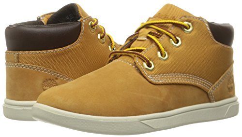 Timberland WHEAT Kids Chukka Groveton Wheat ggxUvwq0