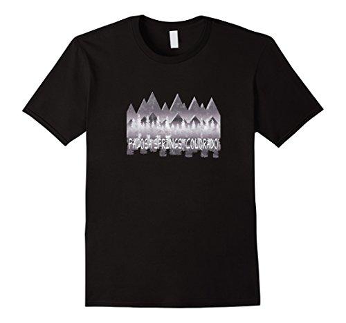 Men's Pagosa Springs Colorado T-Shirt Small - Colorado The Colorado Store Springs