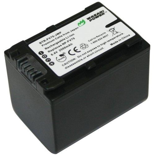 41rlNyB76OL - Sony FDR-AX53 UHD 4K Handycam Camcorder (Deluxe Bundle)
