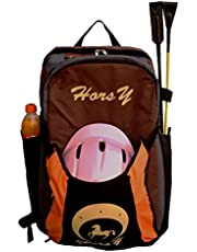 Playdo Equestrian Horse Riding Helmet Gear Bag Backpack for Adult Kids Youth