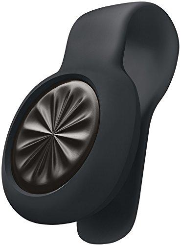 Jawbone UP Move Bluetooth-Aktivitäts/Schlaftracker mit Clip schwarz für iOS/Android