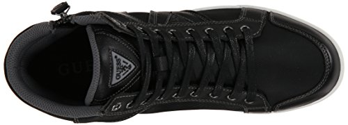 Black Men's Black Shoe JARLEN GUESS qR0Cwdfw
