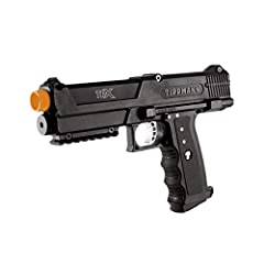 The TiPX Pistol is a great solo marker or tactical backup sidearm, adding a new dimension to your game. The TiPX also features an under-barrel Picatinny rail, external velocity adjuster, clear ammo windows so you can see if it's loaded, remov...