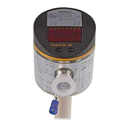 Freno electrónico de nivel de llenado sensor ifm electronic LK1024: Amazon.es: Bricolaje y herramientas