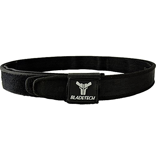 Blade-Tech Competition Gun Belt, 44-Inch, Black (Belt Hook Blade)