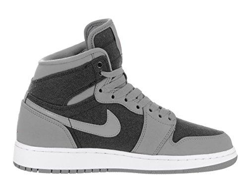 Nike 332148-002 Scarpe sportive , Bambine, Grigio (Cool Grey / Vivid Pink / Black / White), 38 EU (5|#Adult UK Girls )