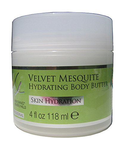 Nick Chavez Beverly Hills Velvet Mesquite Hydrating Body Butter 4 fl. oz.