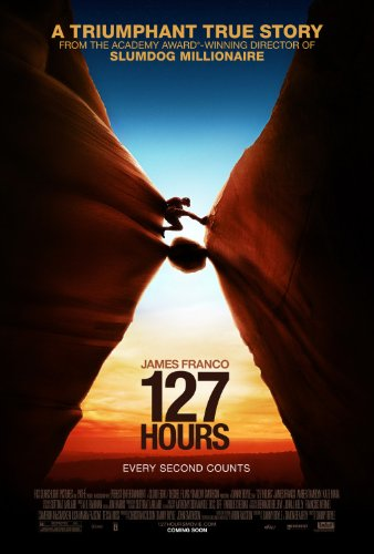 127 HOURS 13.5x20 INCH PROMO MOVIE POSTER