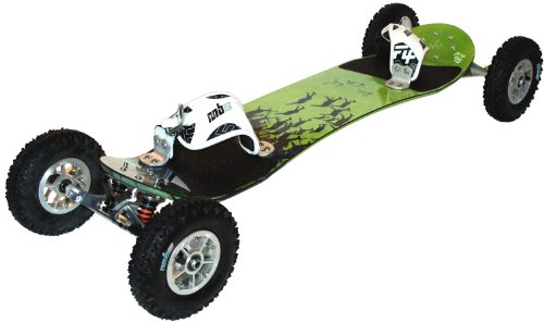 MBS Pro 95 Mountainboard - Retaliation
