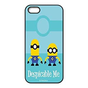 Despicable Me Cartoon Movie Productive Back Phone Case For Apple Iphone 5 5S Cases -Pattern-7