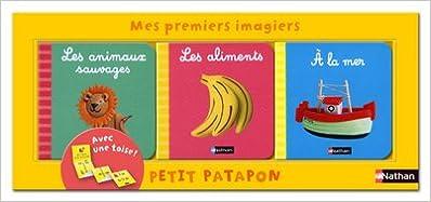 Mes Premiers Imagiers Petit Patapon French Edition