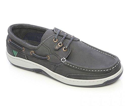 DUBARRY - Chaussures Bateau Regatta - Bleu Navy, 42