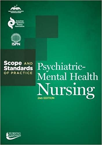 Psychiatric Mental Health Nursing Scope And Standards Of Practice