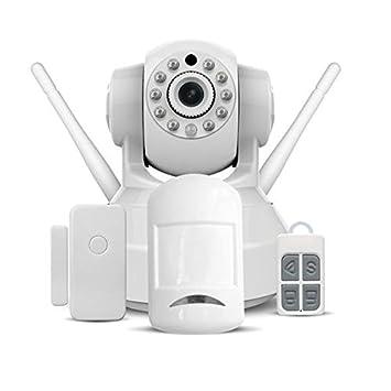 Saver con af117 Sensor de Puerta + af123 PIR Detector + AF104 mando a distancia: Amazon.es: Electrónica