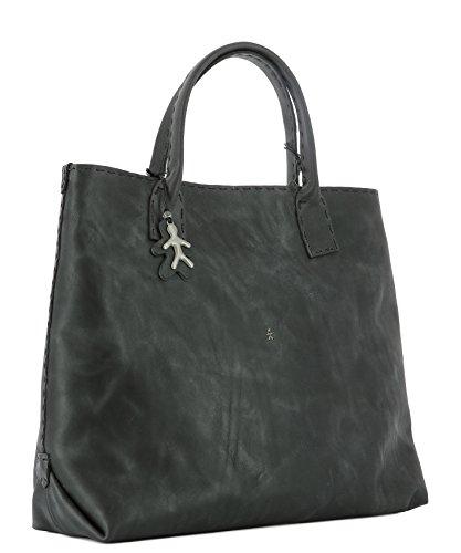 Henry Beguelin Borsa Shopping Donna BU3006627NERO Pelle Nero