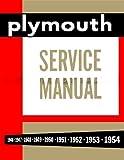 Plymouth Service Manual 1946-1951: Models P15, P17, P18, P19, P20, P22, P23 - Di