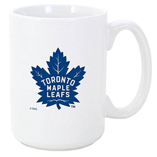 Toronto Maple Leafs Coffee & Tea Mug Cup NHL Hockey 15oz