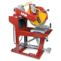 "MK Diamond 166929 MK-5010S Super-Matic 60 Hz 230V Single-Phase with 24"" Blade Guard"