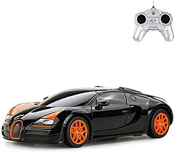 Bugatti RC Toy Car Remote Control Radio Sports Veyron Racing Super Gift