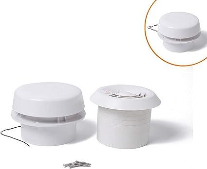 ETbotu - Rejilla de ventilación para Techo de 12 V RV sin ...