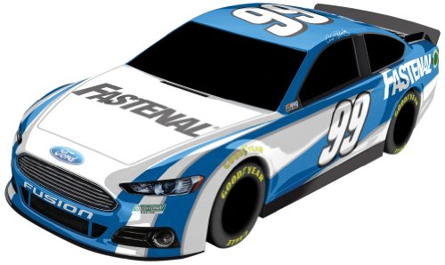 Carl Edwards   99 Fastenal 2014 Nascar Plastic Toy Car  1 18 Scale