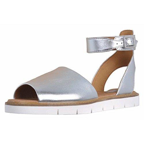 Sandali e infradito per le donne, color Argento , marca CLARKS, modelo Sandali E Infradito Per Le Donne CLARKS LYDIE HALA Argento