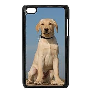 GGMMXO Labrador dog Phone Case For Ipod Touch 4 [Pattern-5]