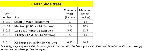 Moneysworth & Best Cedar Shoe Tree Large