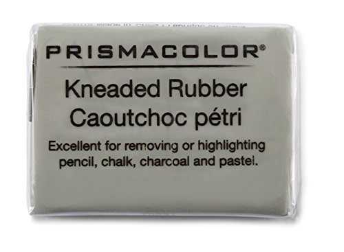 Prismacolor Premier Kneaded Rubber Eraser, Large, 1 Pack (Needed Eraser)