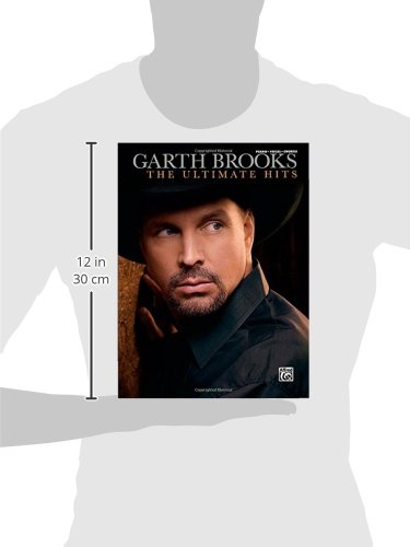 The Garth Brooks The Ultimate Hits Pianovocalchords Garth
