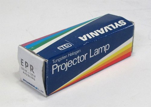 n Halogen Projector Lamp, 500W 120V ()