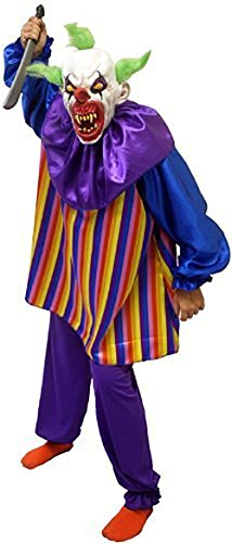 Pennywise The Clown Costume Uk (Halloween-Scary-Horror