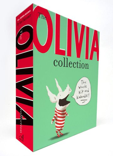 The Olivia Collection: Olivia; Olivia Saves the Circus; Olivia...and the Missing Toy; Olivia Forms a Band; Olivia Helps with Christmas; Olivia Goes to Venice; Olivia and the Fairy (Olivia Forms)