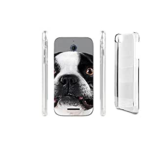 FUNDA CARCASA DOG DENTI PARA HTC DESIRE 510