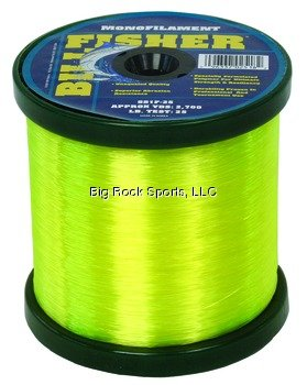 Billfisher SS1F-25 Bulk Monofilament Fishing Line