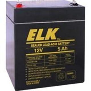 ELK 1250 12V 5.0Ah Lead Acid Battery (B001DPRBDA)   Amazon price tracker / tracking, Amazon price history charts, Amazon price watches, Amazon price drop alerts