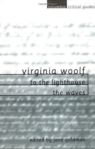 critical essays on to the lighthouse by virginia woolf A feminist perspective of virginia woolf's selected novels: mrs dalloway and to the lighthouse in marcus new feminist essays on virginia woolf ellen hawks.