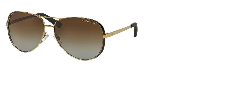Amazon.com: Michael Kors mk5004 Chelsea Aviator – Gafas de ...