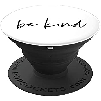 Be Kind - Inspirational and Motivational Quote in White