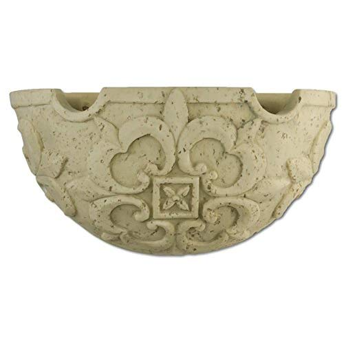 Lauderdale Tile Gothic Sconce Bianco (GOT-BIA)