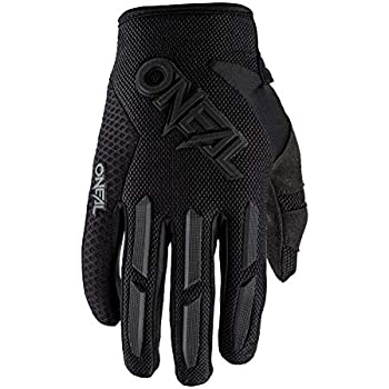 ONeal Element Unisex-Child Youth Glove 2 Pack Black, 6 LG