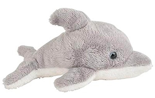 Wildlife Tree 5 Inch Stuffed Dolphin Calf Zoo Animal Floppy Plush