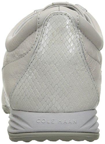 Cole Haan Damesschoenen Grande Sneaker Wandelschoen Damp / Zwarte Slangenprint