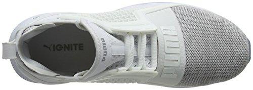 Knit Puma Sport Limitless Silver Bianco Outdoor Scape Ignite per Uomo Puma White gznExq
