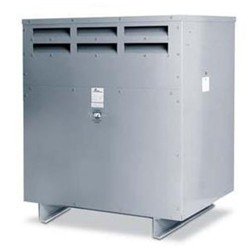 Acme Electric T2A533281S Dry Type Distribution Transformer, 3 Phase, 480V Delta Primary Volts, 240V Delta/120V Tap Secondary Volts, 60 Hz, 3 kVA ()