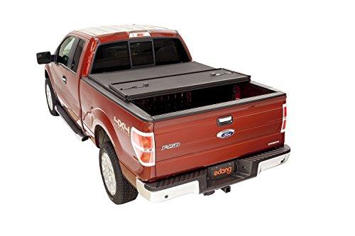 "Extang Solid Fold 2.0 Hard Folding Truck BedTonneau Cover | 83450 | Fits 2014-18, 2019 Legacy Chevy/GMC Silverado/Sierra 1500, 2014-18, 2500/3500HD - 2015-18, 2019 Silverado 1500 Lgcy/Ltd 6'6"" Bed"