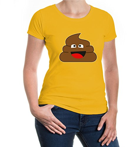 poop Sunflower T Ideogram shirt Buxsbaum Girlie z direct HwIqXX