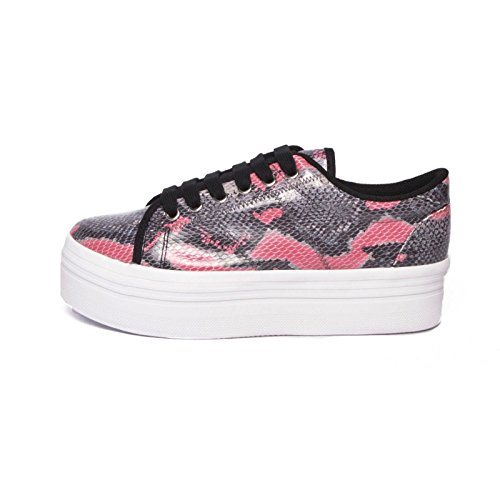 JC PLAY ZOMG SNAKE - GREY/PINK/BLK WHITE (40)